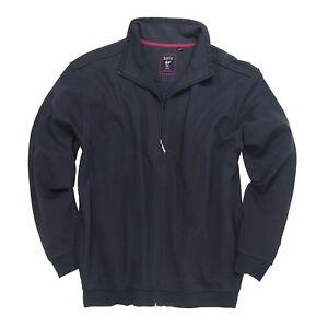 dimensioni Uomo Fresh 3xl più Hajo 5xl Blue 6xl Da Per In 4xl stay Jacket Sweat wxq6p8ztt