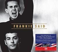 FRANKIE GOES TO HOLLYWOOD - VERY BEST OF-FRANKIE SAID CD+DVD NEU