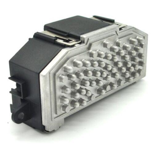 Audi A3 8P 2003-2012 New Blower Fan Heater Resistor Fan Speed Climate Control