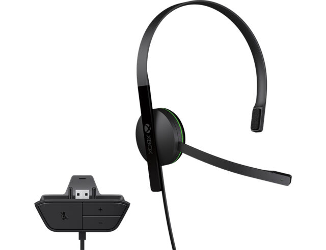 Xbox One Original Chat Headset BRAND