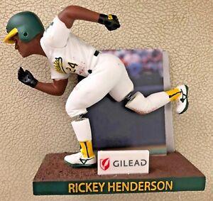 2018-Rickey-Henderson-Bobble-Legs-SGA-Bobblehead-Oakland-Athletics-A-039-s