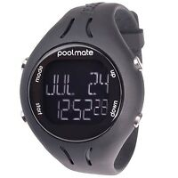 Swimovate 2 Pool Mate 2 Swim Watch-purple Black N/a