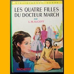 Bibliotheque-Verte-LES-QUATRE-FILLES-DU-DOCTEUR-MARCH-L-M-Alcott-1965