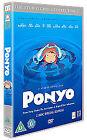 Ponyo (DVD, 2010, 2-Disc Set)