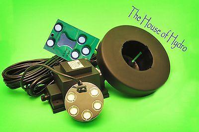 5 head Ultrasonic mist maker  pond fogger, humidity/ DIY