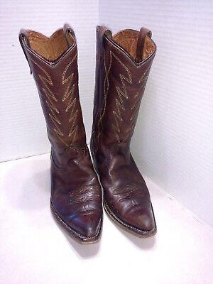 Vintage Texas brand boots size 8.5 D