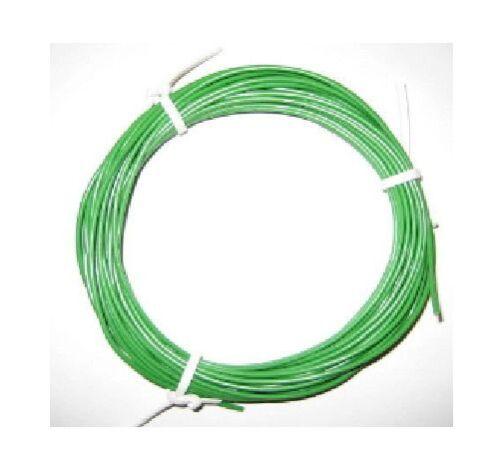 KFZ Kabel Litze Leitung FLRy 1,0mm² 10m grün Fahrzeug Auto LKW Stromkabel FLY