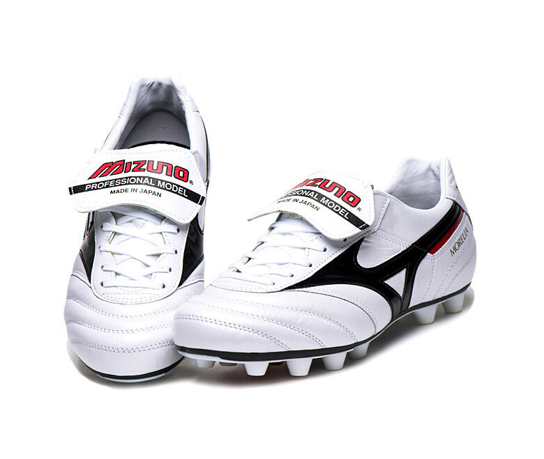 Mizuno Morelia II JAPAN (P1GA150109) Soccer Football Cleats schuhe Stiefel Weiß