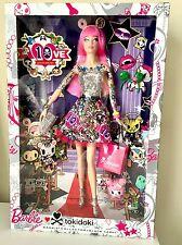 Barbie 10th Anniversary Tokidoki Barbie Pink BLACK LABEL NRFB