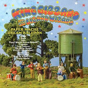 King-Gizzard-and-The-Lizard-Wizard-Paper-Mache-Dream-Balloon-CD