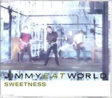 JIMMY EAT WORLD - SWEETNESS - CD SINGLE - MINT