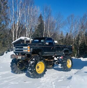MONSTER TRUCK REDUCED PRICE