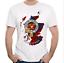 Scotland Cotton Tee Scottish Heritage Clothing Robertson Clan T-Shirt