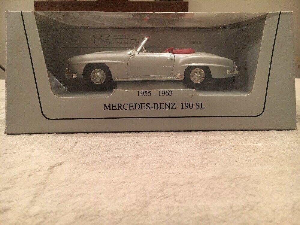ERTL Collection CLASSIC 1955-1963 MERCEDES BENZ 190 SL Edition 18