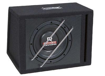 Sistema Audio R 08 Br 20cm Chassis Subwoofer- Elegante E Grazioso