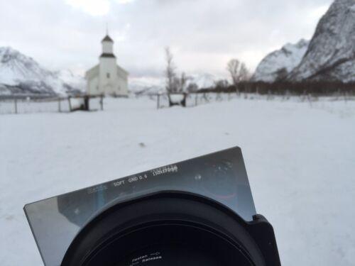 Haida NanoPro MC Optical GND 0.9 8x 150 mm x 100 mm Soft Verlaufsfilter