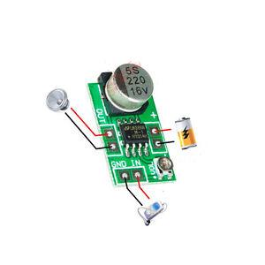 Mini LM386 DC 3-12V Micro Audio Power Amplifier Amp Module 750mW New