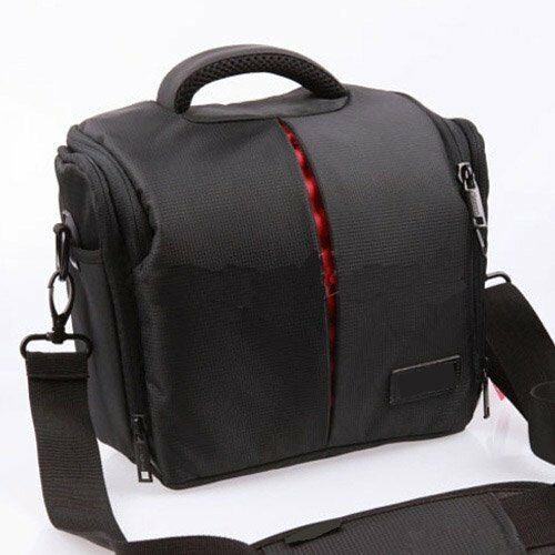 BV & Jo Waterproof Anti-shock DSLR Camera Case Bag with Extra Rain Cover for EOS