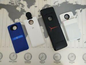 Moto Mods Kit for Moto Z Phones- Polaroid Printer Gamepad Speaker Camera 360