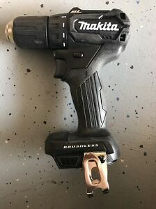 New-Makita-18Volt-Lithium-Ion-Sub-Compact-Brushless-Driver-Drill-1-2-in-XFD11Zb