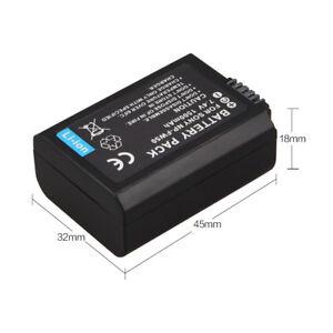 1500mAh-NP-FW50-Battery-For-Sony-Alpha-7-a7-7R-a7R-7S-a7S-a3000-a5000-a6000-Cam