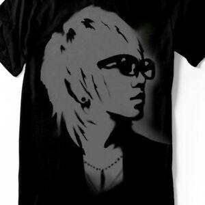 Ruki-T-Shirt-The-Gazette-jrock-shirt-J-rock-hand-airbrushed-with-stencils