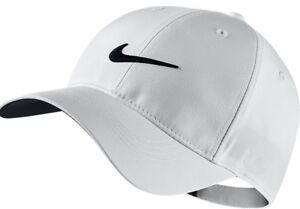 ba48d6b555c NIKE MEN S LEGACY91 TECH GOLF HAT CAP - WHITE 826218996511