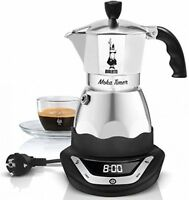 Bialetti - 0006093 - Easy Timer Electric Coffee Maker For 6 Cups And Ndash; In