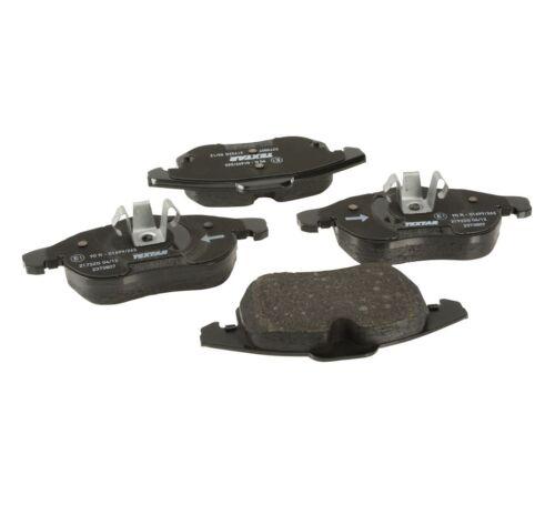 For Saab 9-3 9-3X Front Brake Pad Set OEM Textar 12 765 397