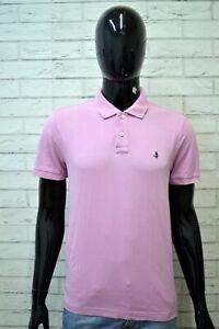 Polo-Maglia-Uomo-JECKERSON-Taglia-S-Camicia-Shirt-Manica-Corta-Herrenhemd