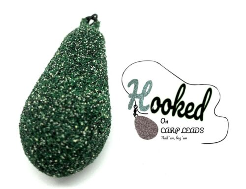 Speckled Green All sizes available 10 x Heli Carp Leads