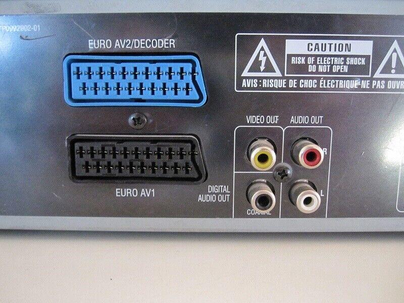 VHS videomaskine, Daewoo, SH-9440