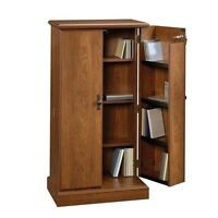 Sauder Orchard Hills Multimedia Storage Cabinet In Milled Cherry on sale