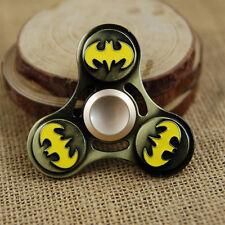 Bronze Batman Tri-Spinner Fidget Toy Hand Spinner Spielzeug Für EDC ADHD Autism