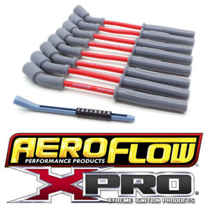 AEROFLOW-8-5MM-IGNITION-LEADS-V8-GEN-III-LS1-5-7L-HOLDEN-WH-WK-WL-STATESMAN