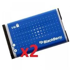 2 NEW BLACKBERRY BATTERY C-S2 CS2 CURVE 8300 8310 8320 8330 8703E 8700C 8700G