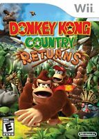 Donkey Kong Country Returns , New, Free Shipping