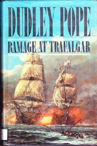 Ramage at Trafalgar,Dudley Pope- 9780436377488
