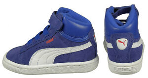 Bambino Fw15 Shoes 350454 Mid Ginnastica 12 Puma Da Kids V Suede Scarpe Gym  vvqxaBgwU 6c55b1011bb