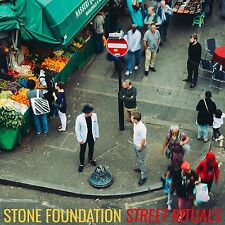 """Stone Foundation """"Street Rituals"""" Clear Vinyl LP (New & Sealed) In Stock Now!"""