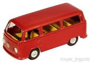 VW Minibus - O Scale - Metal - Kovap - Railroad Vehicles