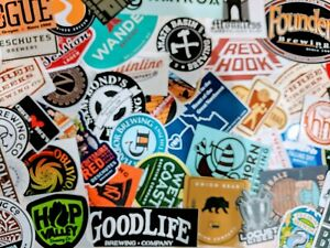 Craft-Micro-Brewery-Sticker-Lot-of-3-Beer-Brew