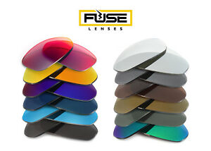 Fuse Lenses Polarized Replacement Lenses for Bolle Mingo