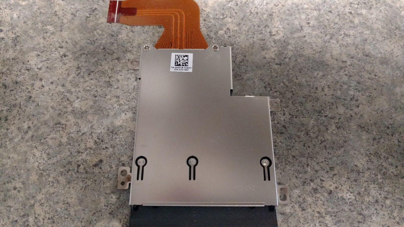 Dell Precision M4700 PCMCIA CARD READER X8P1N