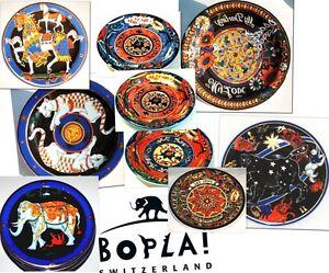 BOPLA-Porzellan-Magic-Gold-Miniteller-Untertasse-16cm