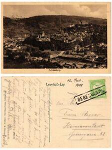 CPA-SCHaSSBURG-ROMANIA-503431