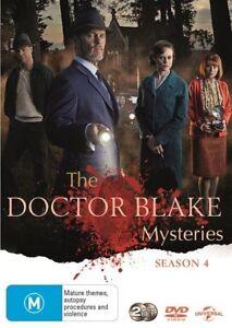 The-Doctor-Blake-Mysteries-Season-4-DVD-NEW-Region-4-Australia