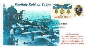 Jimmy-Doolittle-Uss-Hornet-CV-8-US-Ejercito-Aviacion-Periodo-Foto-B-25s-Grafico