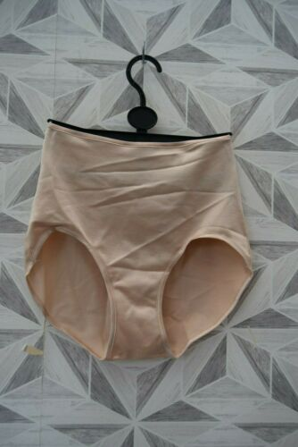NEW SMOOTHEES CONTROL SUPPORT HIGH WAIST BRIEF  UK LARGE  SIZE 14    J1