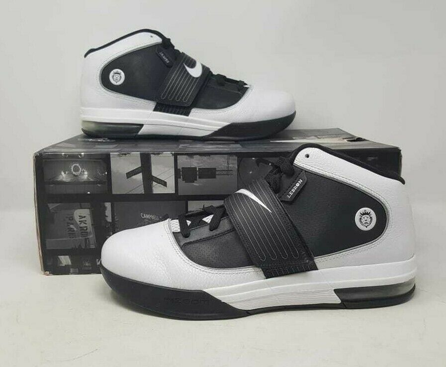 IV SOLDIER ZOOM NIKE 2010 TB 11.5 SIZE 100 407630 TOP HI